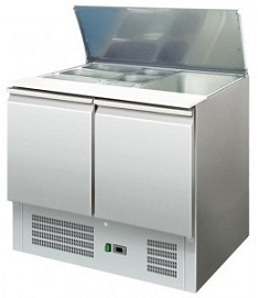 Аппарат шоковой заморозки Саладетта FORCAR S900