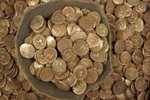 На острове Джерси нашли кельтский клад