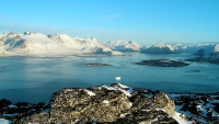 Льды Гренландии быстро тают