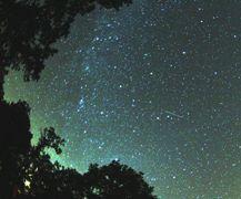 Персеиды – главный звездный дождь лета!