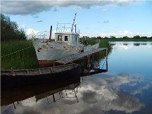 Запущен экологический проект по защите крупнейшего пограничного озера Европы