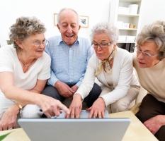 Компьютер позаботится о безопасности стариков