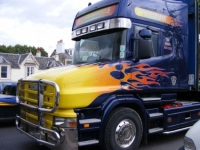 Новый дизайн грузовиков сможет предотвращать ДТП с участием велосипедистов в Лондоне