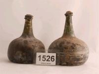 На аукционе в Антверпене продано вино, пролежавшее на морском дне триста лет