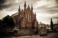 Модель церкви Святого Марка из Загреба пополнила парк мини-Европы в Брюсселе