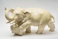 Флоренция показывает бесценные башни из слоновой кости, скульптуры и кубки