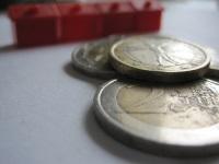 Первые звонкие евро будут выпущены для Латвии