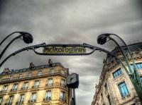 В Париже преобразятся станции метрополитена