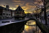 Нидерландский Леуварден объявлен европейской столицей культуры в 2018 году