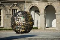На улицах ирландских городов появятся временные музеи