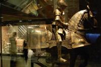 О шлеме Ивана Грозного и перчатках Карла XII в шведской столице расскажут по-русски