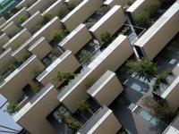 Жилой комплекс с вертикальным озеленением почти завершен в Италии
