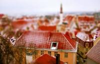 Красота зимнего Таллина запечатлена победителями фотоконкурса в Эстонии