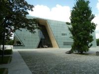 Музей истории польских евреев в Варшаве приоткрывает двери