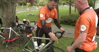 7500 велосипедистов, 123 города, 2 недели: участники велопробега выступают против самоубийств в Ирландии