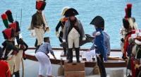 Спустя 200 лет Наполеон снова отправляется в изгнание на остров в Италии