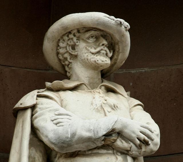 Знаменитый автопортрет Рубенса отправляется в Лондон