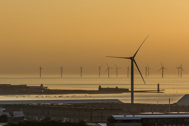 Германия делает ставку на ветер и солнце