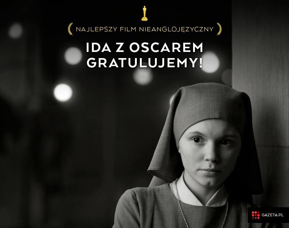 Польская «Ида» получила «Оскара»