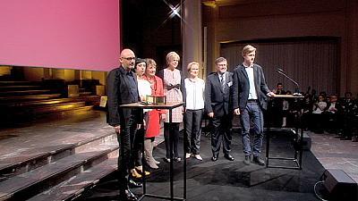 Проекты из Греции и Украины получили премию Европейского культурного фонда