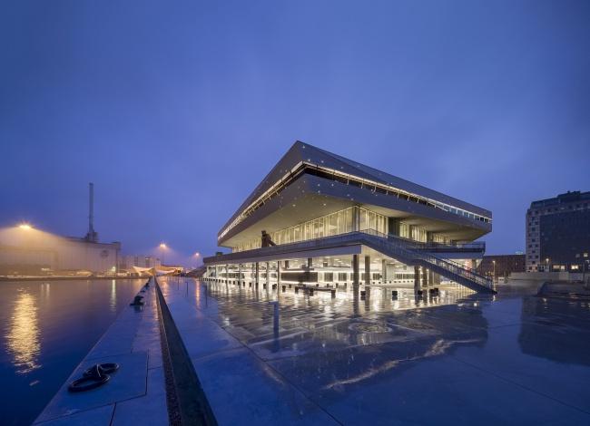 Самая крупная библиотека Скандинавии появилась в Орхусе
