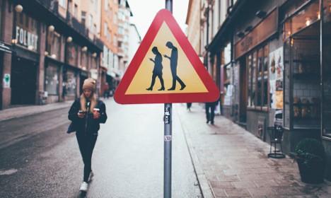 Скоростные пешеходные дорожки и тротуары без смартфонов