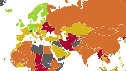 Ирландия и Эстония в топ-10 рейтинга экономической свободы