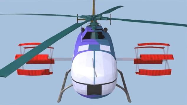 В Европе создается «вертолетосамолет»