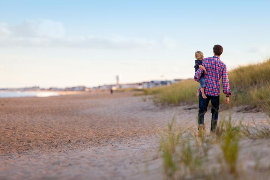В Швеции папы все чаще берут отпуск по уходу за ребенком