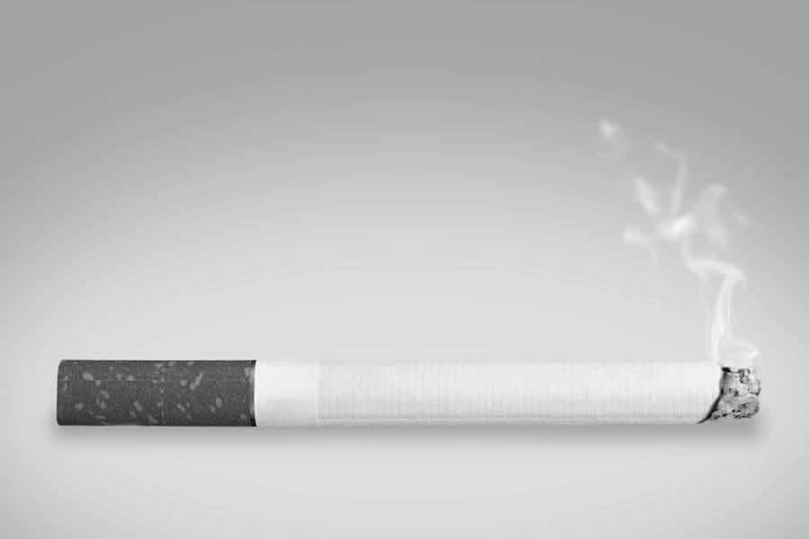 С 2015 года немцы стали покупать на 7,7% меньше сигарет