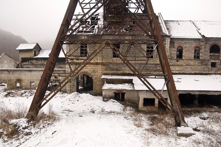 Старая угольная шахта в Румынии станет музеем