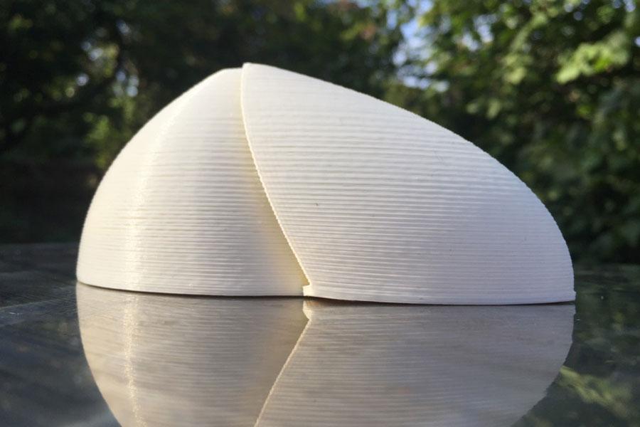 В Дании напечатают здание из бетона на 3D-принтере