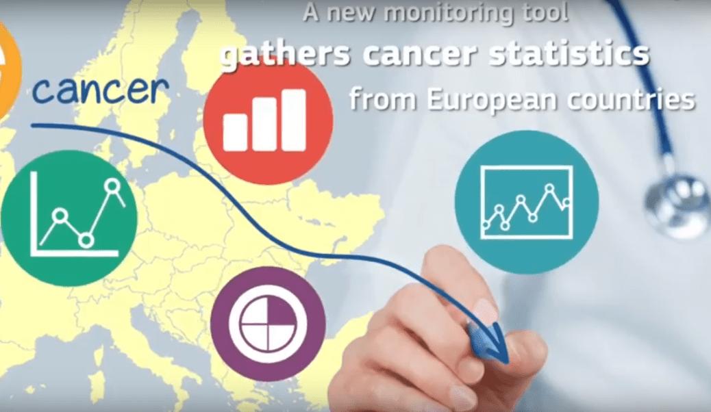 Европейская информационная система ECIS позволит отслеживать данные по онкологическим заболеваниям