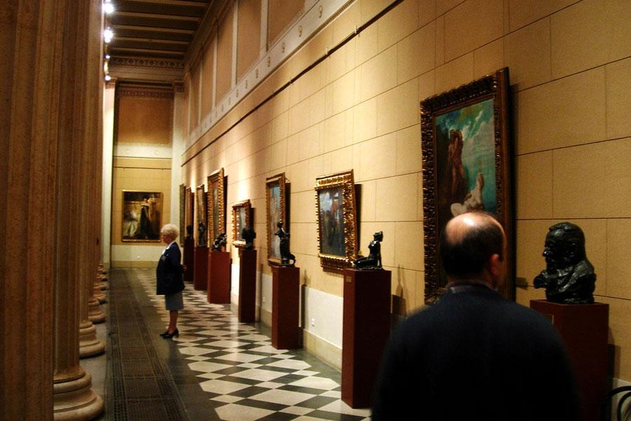 В октябре 2018 года после реставрации снова откроется Музей изобразительных искусств в Будапеште