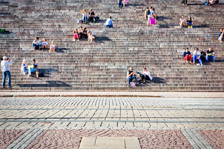 Хельсинки назвали самым равноправным городом Европы