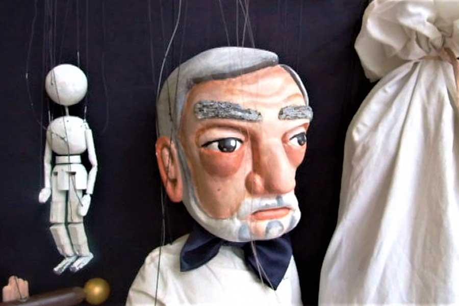 Бродячий кукольный театр из Будапешта: традиция родом из XI века