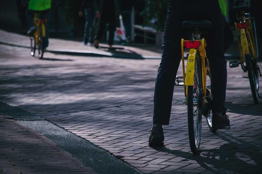 По центру Праги все-таки разрешат ездить на велосипеде