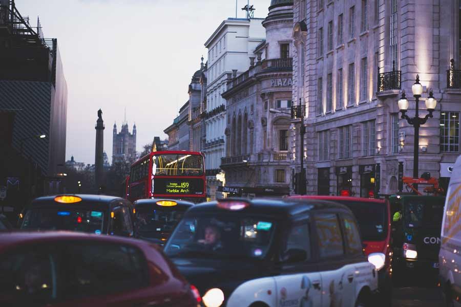 В Финляндии самые свободные дороги в ЕС, а больше всего пробок в Великобритании