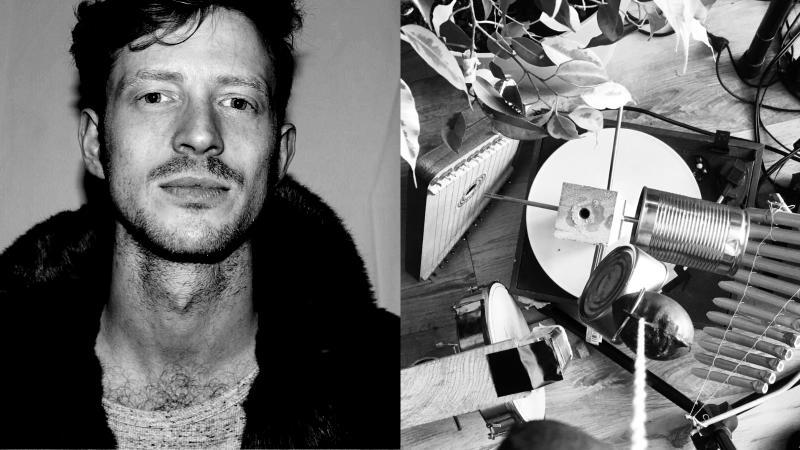 Звуковая инсталляция «Поэт Механик: контакт ведет к заражению»