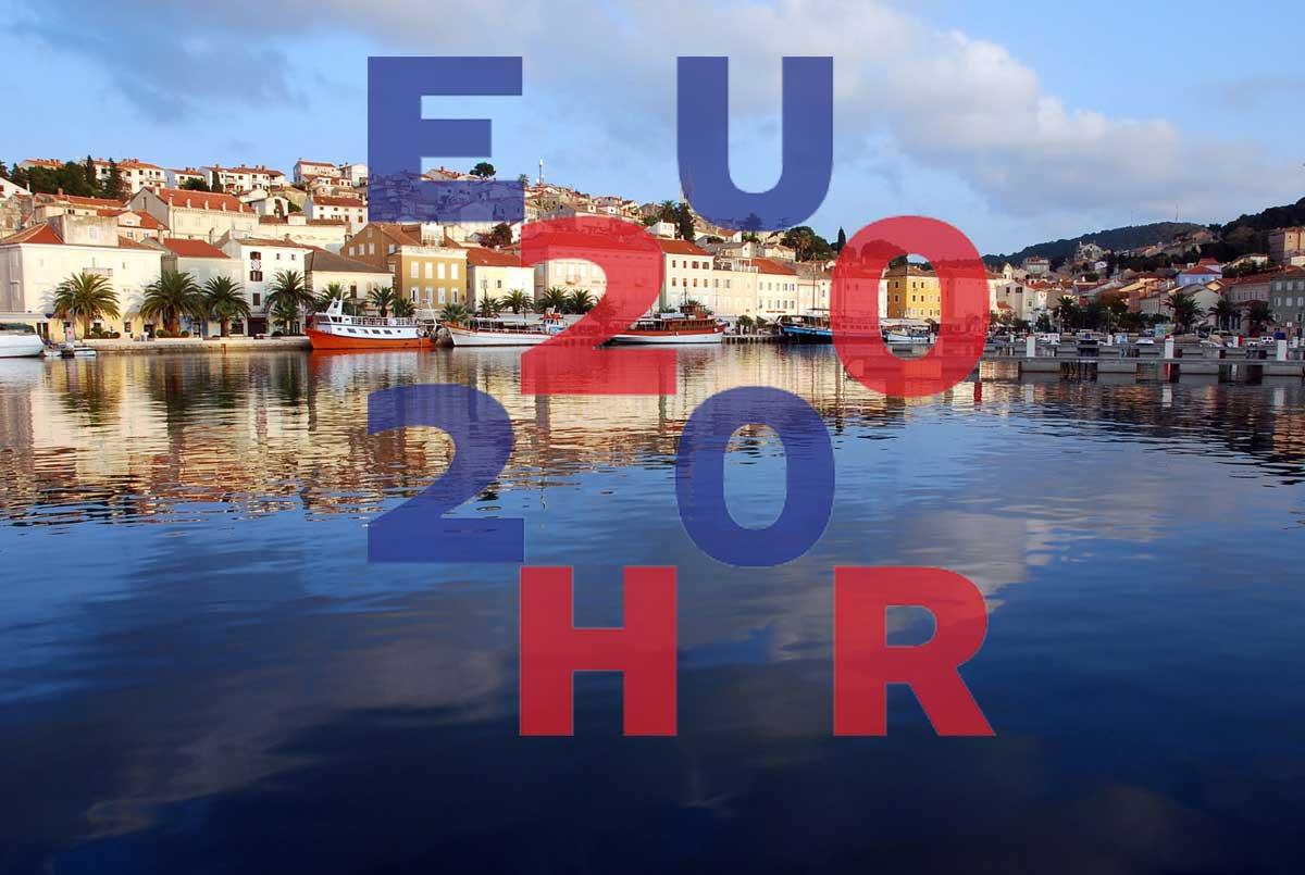 Хорватия впервые заняла пост председателя Совета Европейского союза