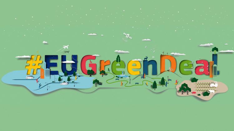 Онлайн-дискуссия «Пойдет ли Россия «зелёным курсом Европы?»