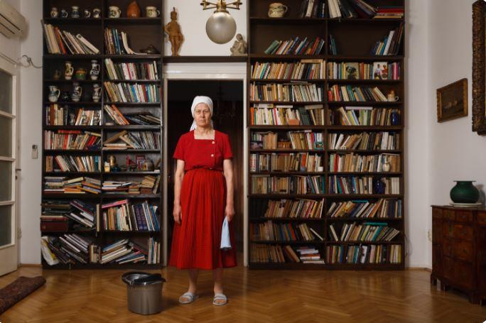 Фотовыставка Петера Корниша «Течение времени» (Венгрия)