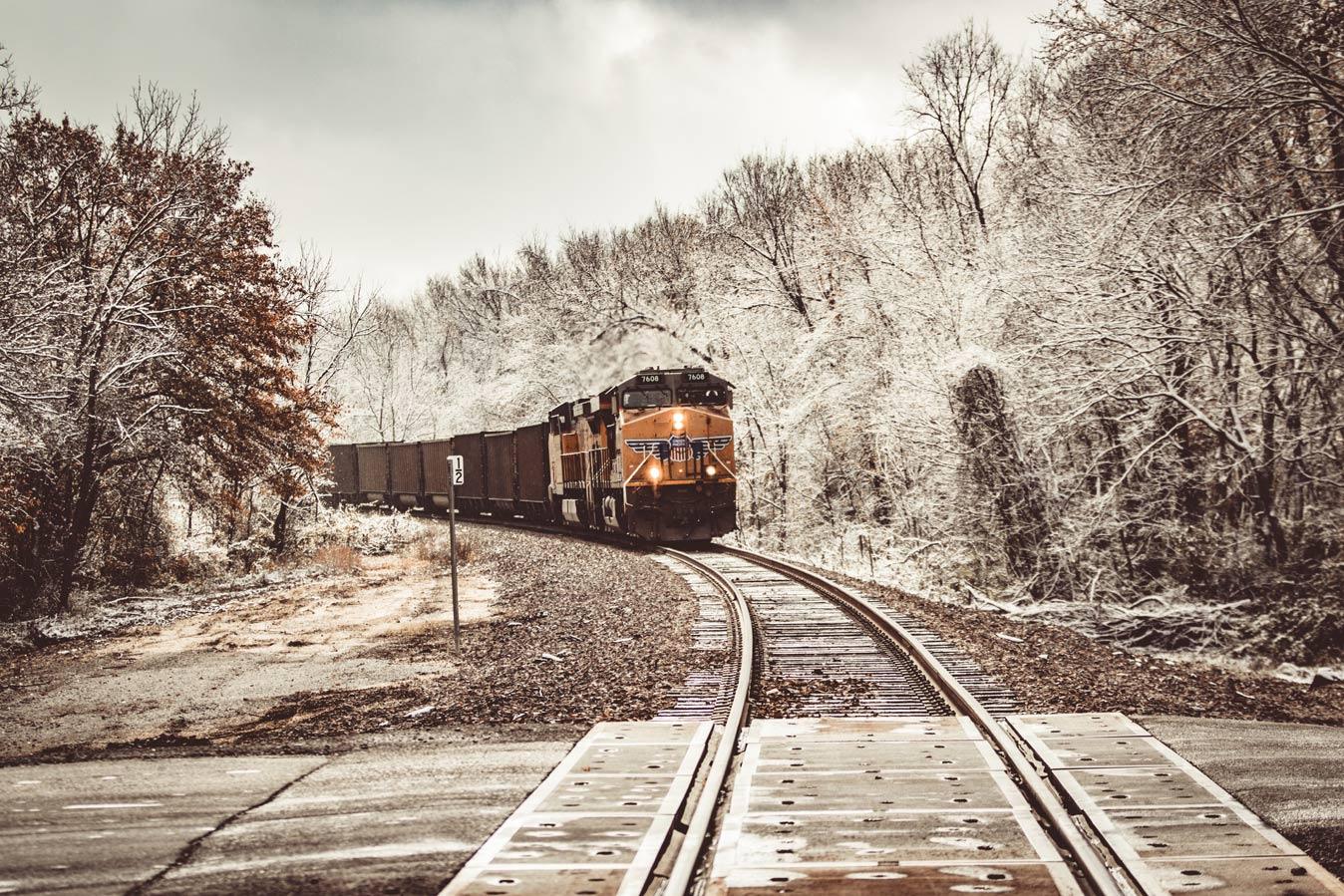 Железные дороги в Европе стали безопаснее на треть за 10 лет