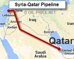 Αποτέλεσμα εικόνας για reseaux gazoduc qatar