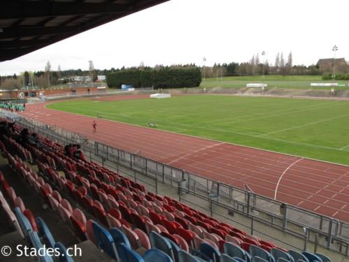 Euro Stades Ch Wood Green London New River Stadium