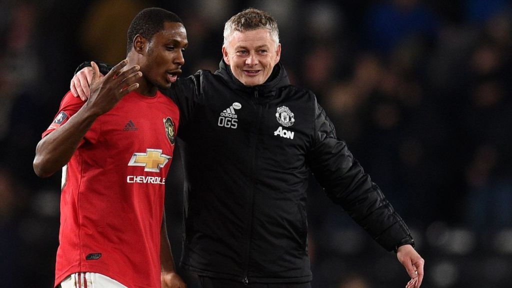 Man Utd not in market for striker with Ighalo stay - sources