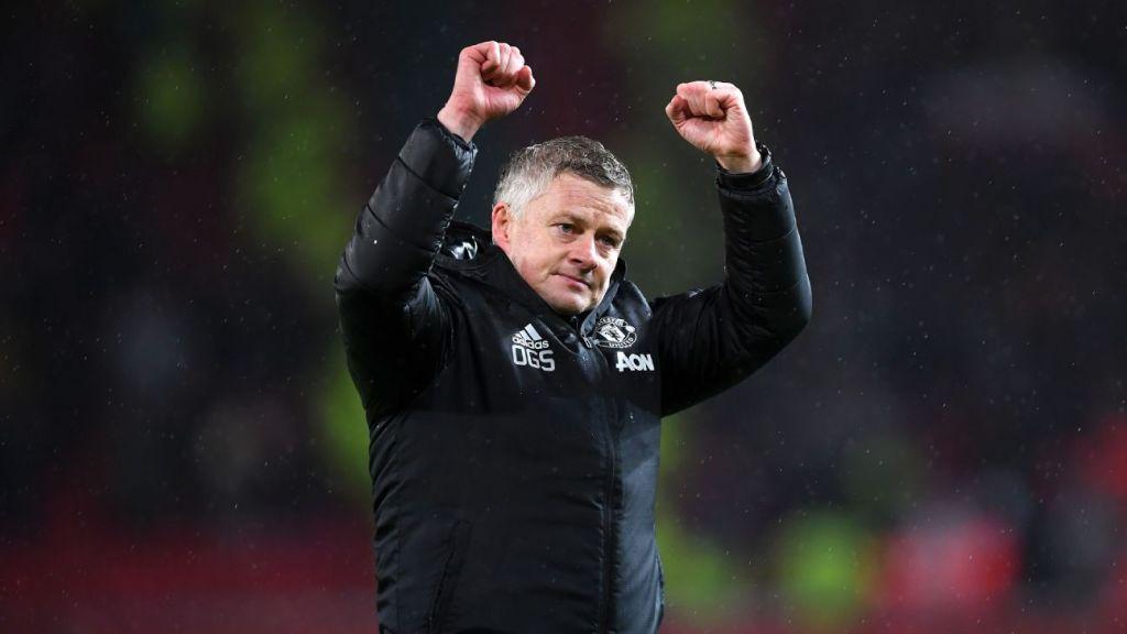 Man United's Solskjaer vows to hit the ground running against Tottenham in Premier League return