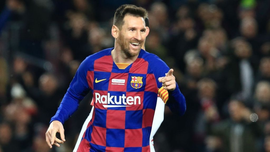 Messi's Barcelona exit clause expires, set for extended stay - sources
