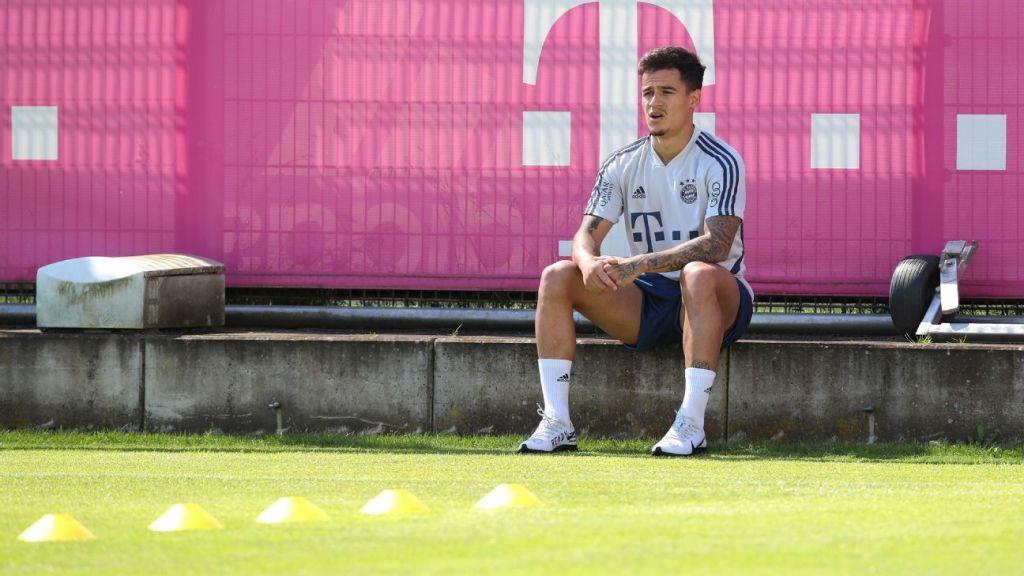 Barcelona's Coutinho wants Premier League return - agent