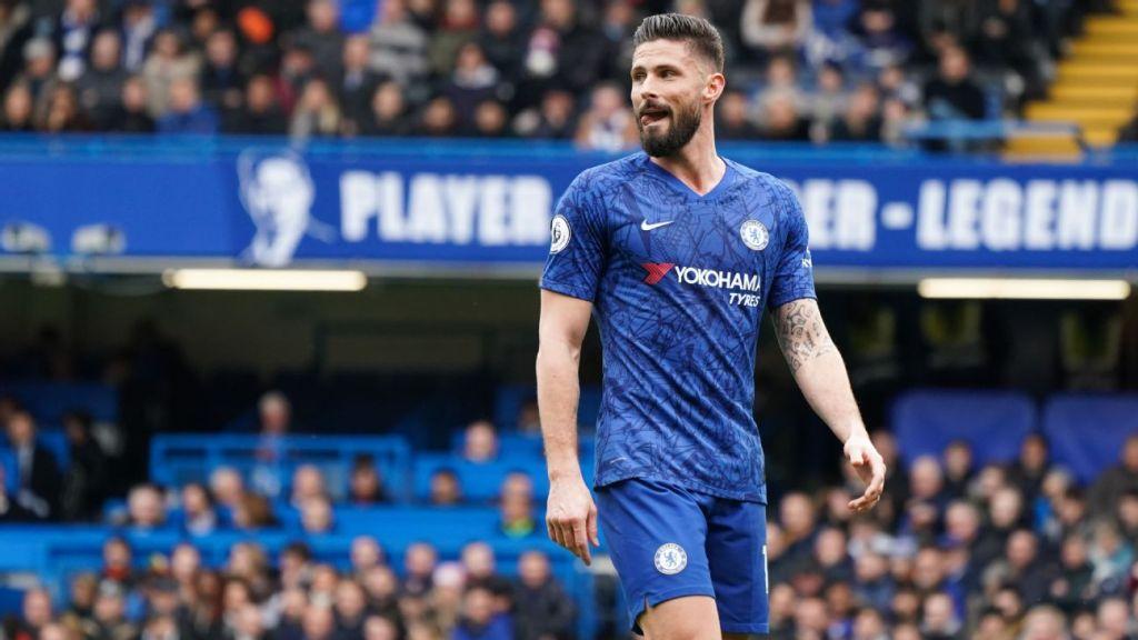 Chelsea's Giroud: Coronavirus pandemic influenced my decision to stay at club